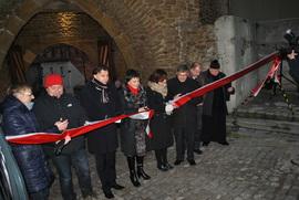 Uroczyste otwarcie Bramy Wodnej przy ul. Podmiejskiej