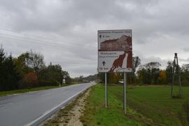 """""""System identyfikacji turystycznej – oznakowanie atrakcji turystycznych Bystrzycy Kłodzkiej oraz ich promocja"""" (droga krajowa 33)"""