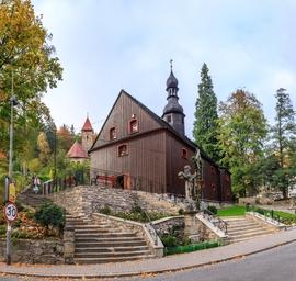 Drewniany kościół pw. św. Józefa, Międzygórze