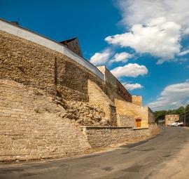 Mury obronne, ul. Międzyleśna, Bystrzyca Kłodzka