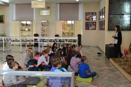 Historia niecenia ognia, prelekcja w Muzeum Filumenistycznym