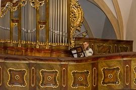 Koncert w  kościele, nocne zwiedzanie miasta