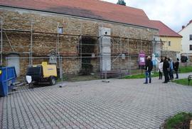 Prace konserwatorskie i renowacyjne północnej części fortyfikacji przy ul. Wojska Polskiego – II etap
