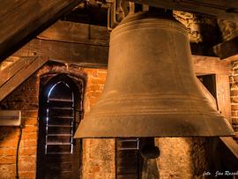 XIX wieczne dzwony w Baszcie Rycerskiej, ul. Rycerska