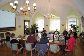 Spotkanie dot. projektu -  Moravská Třebová Czechy