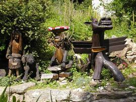 Ogród Bajek, Międzygórze