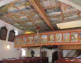 Zalesie - drewniany kościół pw. św. Anny