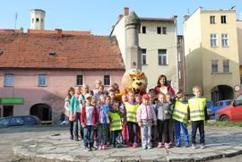 Zwiedzanie Bystrzycy_Bystrzyckie Przedszkolaki i uczniowie SP w Pławnicy