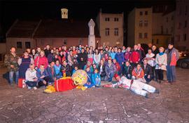 Nocne zwiedzanie miasta_fot.Ł.Lewandowski