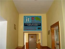 Gminny punkt informacji turystycznej w Długopolu-Zdroju