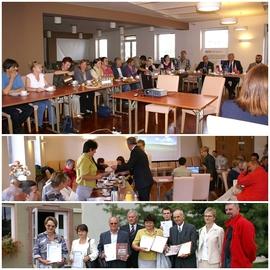 Podnoszenie kwalifikacji kadry turystycznej i agroturystycznej - Bystrzyca Kłodzka 2006 r.