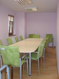 Sala szkoleniowa w Centrum Informacji Turystycznej